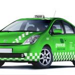 Greencab: Groene Taxi in Utrecht