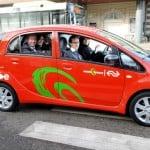 Greenwheels start met elektrische auto's