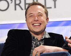 Elon Musk Photo cc JD Lasica @Flickr